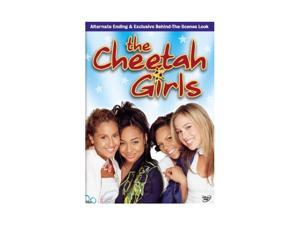 The Cheetah Girls (2003 / DVD) Raven-Symoné, Adrienne Bailon, Kiely Williams, Sabrina Bryan, Lynn Whitfield