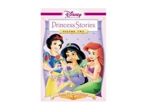 Disney Princess Stories, Vol. 2 - Tales of Friendship  (DVD / Full Screen)