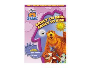 Bear in the Big Blue House - Early to Bed, Early to Rise (1997) / DVD Lynne Thigpen, Noel MacNeal, Vicki Eibner, Tyler Bunch, ...