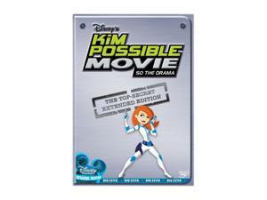 Kim Possible-Movie: So the Drama (DVD / Extended Edition) Christy Carlson Romano, Will Friedle, Nancy Cartwright, Tahj Mowry, ...