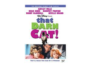 That Darn Cat! (1965 / DVD) Hayley Mills, Dean Jones, Dorothy Provine, Roddy McDowall, Neville Brand