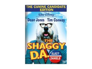 The Shaggy D.A. (1976 / DVD) Dean Jones, Suzanne Pleshette, Tim Conway, Keenan Wynn, Jo Anne Worley