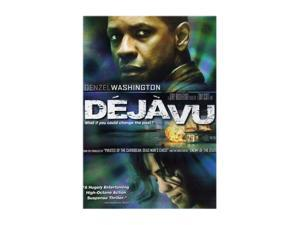 Deja Vu (2006 / DVD) Denzel Washington, Paula Patton, James Caviezel, Val Kilmer, Adam Goldberg