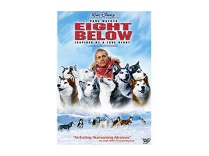 Eight Below (Full Screen Edition) (2006 / DVD) Paul Walker, Jason Biggs, Bruce Greenwood, Moon Bloodgood, Wendy Crewson