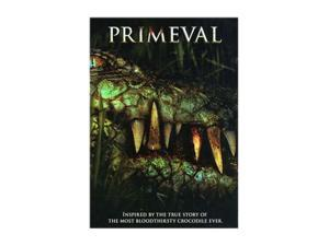 Primeval (2007 / DVD) Dominic Purcell, Orlando Jones, Brooke Langton, Jürgen Prochnow, Gideon Emery