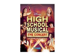 High School Musical: The Concert - Extreme Access Pass  (DVD / Full Screen )