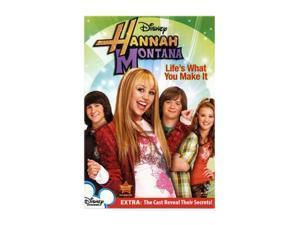 Hannah Montana - Life's What You Make It (2006 / DVD)