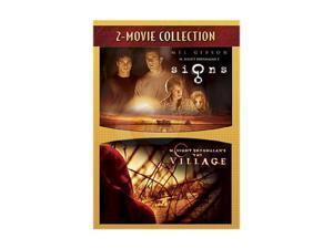 Signs / The Village(DVD/2 DISC) Mel Gibson, Joaquin Phoenix