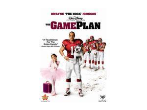The Game Plan(DVD / FF 1.33 / DD 5.1 / SP-FR-Both) Dwayne 'The Rock' Johnson&#59; Kyra Sedgwick&#59; Madison Pettis&#59; Morris Chestnut&#59; ...