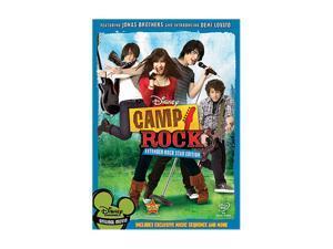 Camp Rock (Extended Rock Star Edition / DVD) Demi Lovato&#59; Nick Jonas&#59; Joe Jonas&#59; Paul Kevin Jonas&#59; Alyson Stoner&#59; Maria Canals&#59; Anna Maria Perez de Tagle&#59; Jasmine Richards&#59; Meaghan Jette Martin&#59; Jenni