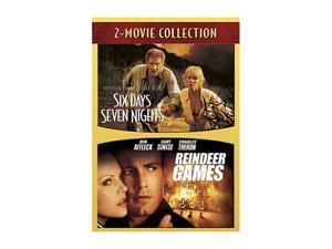 Six Days Seven Nights/Reindeer Games (DVD / 2 DISC)