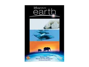 Disney Nature Earth (DVD / 2009) James Earl Jones, Patrick Stewart
