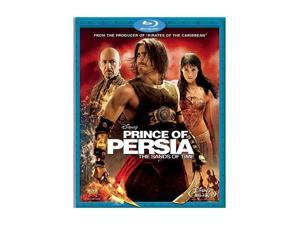 Prince of Persia: The Sands of Time (2010 / Blu-Ray) Jake Gyllenhaal, Gemma Arterton, Ben Kingsley, Alfred Molina, Toby Kebbell