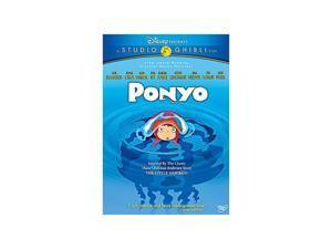 Ponyo (DVD / 2 DISC / WS 1.85 / ENG-SP-SUB / JA-FR-Both)