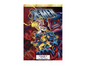 X-Men, Volume 3 (Marvel DVD Comic Book Collection) Iona Morris, Lenore Zann, Alison Seasly-Smith