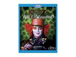 Alice in Wonderland (Live)(BR) Mia Wasikowska, Johnny Depp, Helena Bonham Carter, Anne Hathaway, Crispin Glover, Matt Lucas, Stephen Fry, Michael Sheen,Alan Rickman