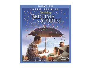Bedtime Stories (DVD + Blu-ray)