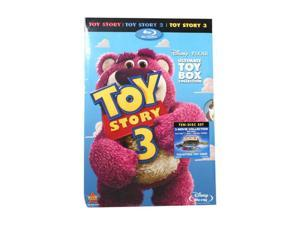 Toy Story Trilogy 10-Disc Movie Blu-ray Set
