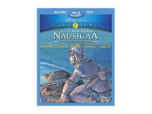 Nausicaa Of The Valley Of The Wind (DVD + Blu-ray)
