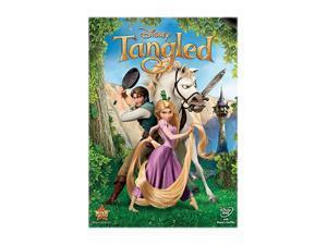 Tangled (DVD/WS/NTSC) Mandy Moore (voice), Zachary Levi (voice), Donna Murphy (voice), Ron Perlman (voice), M.C. Gainey (voice)