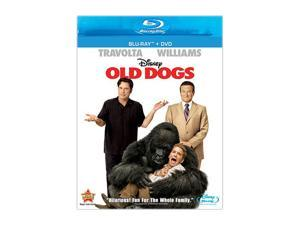 Old Dogs (DVD + Blu-ray)