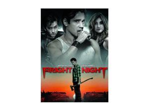Fright Night (DVD/WS/NTSC) Anton Yelchin, Colin Farrell, Christopher Mintz-Plasse, Imogen Poots, Toni Collette