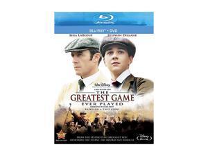 The Greatest Game Ever Played (DVD + Blu-ray) Shia LaBeouf, Elias Koteas, Stephen Dillane, Josh Flitter, Peyton List