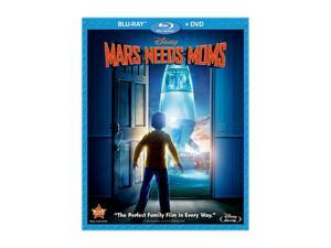 Mars Needs Moms (DVD + Blu-ray/WS) Seth Green (voice), Dan Fogler (voice), Joan Cusack (voice), Elisabeth Harnois (voice), ...