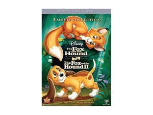 The Fox and the Hound/The Fox and the Hound II (DVD)