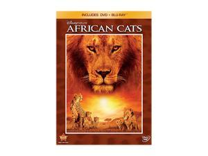 African Cats (DVD + Blu-ray/WS)