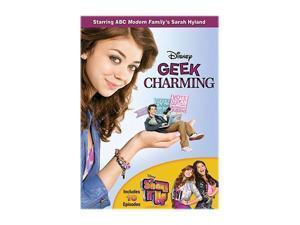 Geek Charming (DVD) Sarah Hyland, Matt Prokop, Sasha Pieterse