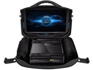 GAEMS Vanguard G190 Personal Gaming Environment, Black