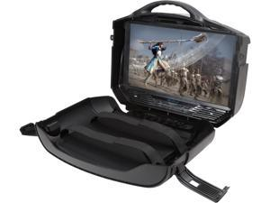 GAEMS Vanguard G190 Personal Gaming Environment, Black