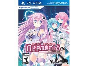 Hyperdimension Neptunia Re&#59;Birth2: Sisters Generation PlayStation Vita