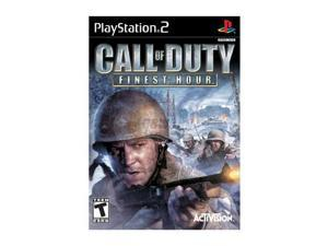 Call Of Duty Finest Hour Game