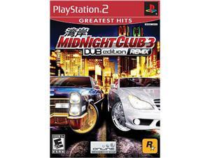 Midnight Club 3 PlayStation 2 (PS2) Game Rockstar Gaming