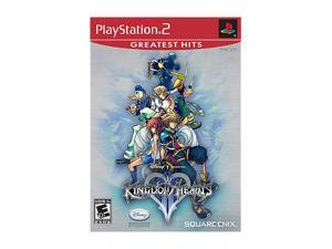 Kingdom Hearts 2 Game