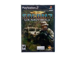 SOCOM 3: U.S. Navy SEALs Game