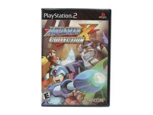 Mega Man X Collection game