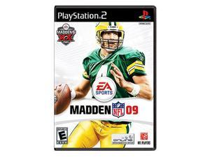 Madden 2009 PlayStation 2 (PS2) Game EA