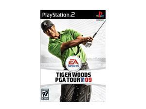 Tiger Woods PGA Tour 09 PlayStation 2 (PS2) Game EA