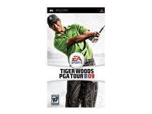 Tiger Woods PGA Tour 09 PSP Game EA