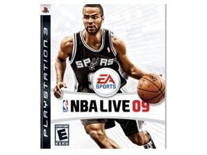 NBA Live 2009 Playstation3 Game EA