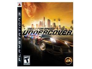Need for Speed Undercover Playstation3 Game EA