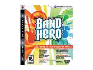 Band Hero (Software Only) Playstation3 Game Activision