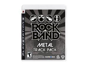 Rock Band: Metal Track Pack Playstation3 Game