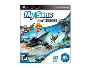 MySims SkyHeroes Playstation3 Game EA