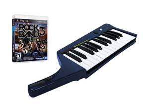Rock Band 3 Keyboard Bundle Playstation3 Game