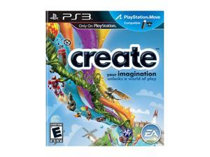 Create Playstation3 Game EA