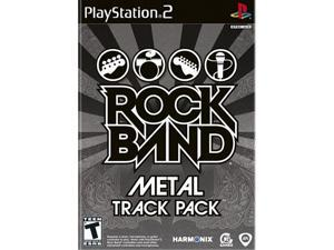 Rock Band: Metal Track Pack Game